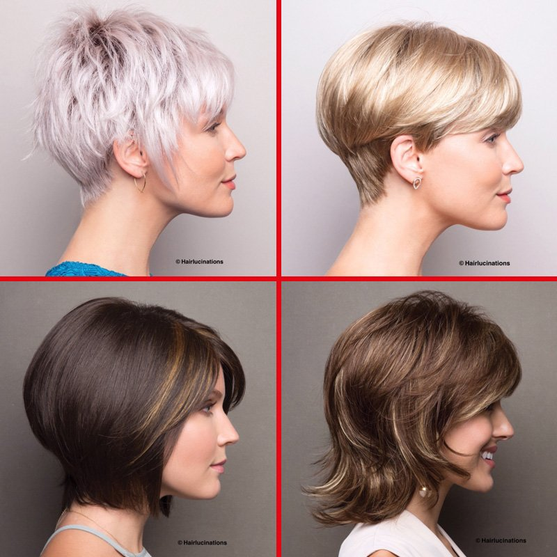 Womens Hair Replacement Systems