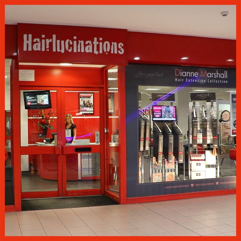 Hair replacement systems - Hairlucinations, Bootle